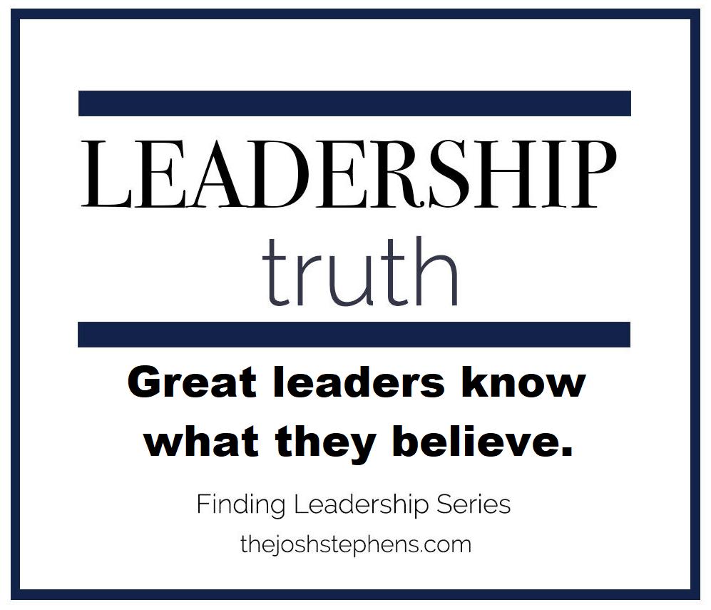 leader faith